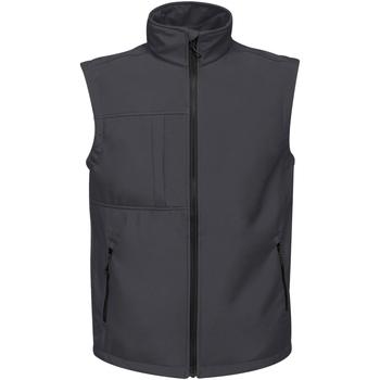 Abbigliamento Uomo Gilet / Cardigan Regatta  Grigio