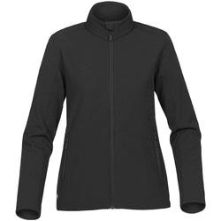 Abbigliamento Donna Giubbotti Stormtech KSB-1W Nero/Carbone