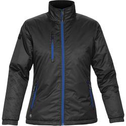 Abbigliamento Donna Giubbotti Stormtech GSX-2W Nero/Blu reale