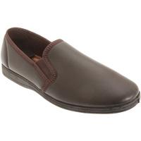 Scarpe Uomo Pantofole Sleepers  Marrone scuro