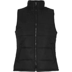 Abbigliamento Donna Gilet / Cardigan 2786 TS15F Nero