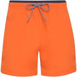 Abbigliamento Uomo Shorts / Bermuda Asquith & Fox AQ053 Arancione/Blu Navy