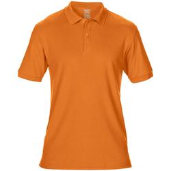 Abbigliamento Uomo Polo maniche corte Gildan 75800 Arancione