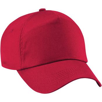 Accessori Unisex bambino Cappellini Beechfield B10B Rosso