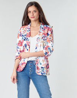 Abbigliamento Donna Giacche / Blazer Betty London MIRKA Multicolore