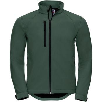 Abbigliamento Uomo Giacche Russell 140M Verde bottiglia