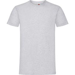 Abbigliamento Unisex bambino T-shirt maniche corte Fruit Of The Loom 61015 Grigio