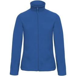 Abbigliamento Donna Felpe in pile B And C FWI51 Blu reale