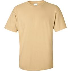Abbigliamento Uomo T-shirt maniche corte Gildan Ultra Vegas Gold