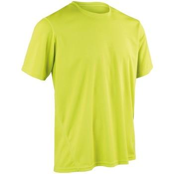 Abbigliamento Uomo T-shirt maniche corte Spiro S253M Verde lime