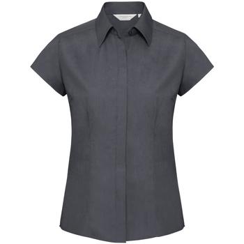Abbigliamento Donna Camicie Russell 925F Grigio