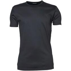 Abbigliamento Uomo T-shirt maniche corte Tee Jays TJ520 Grigio scuro