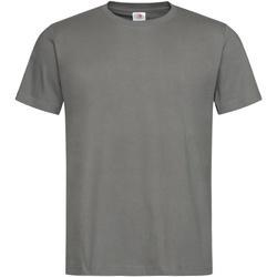 Abbigliamento Uomo T-shirt maniche corte Stedman Stars  Grigio medio