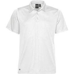 Abbigliamento Uomo Polo maniche corte Stormtech Eclipse Bianco