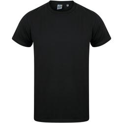 Abbigliamento Unisex bambino T-shirt maniche corte Skinni Fit SM121 Nero