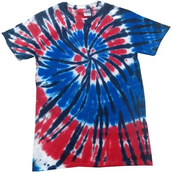 Abbigliamento Unisex bambino T-shirt maniche corte Colortone TD02B Indipendenza