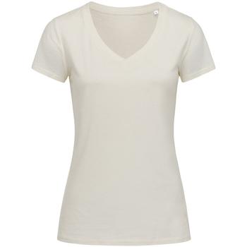 Abbigliamento Donna T-shirt maniche corte Stedman Stars Janet Bianco neve