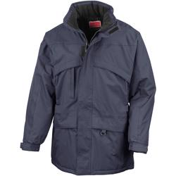 Abbigliamento Uomo Parka Result R98X Blu navy