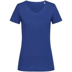 Abbigliamento Donna T-shirt maniche corte Stedman Stars  Blu