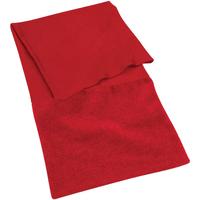 Accessori Donna Sciarpe Beechfield B900 Rosso