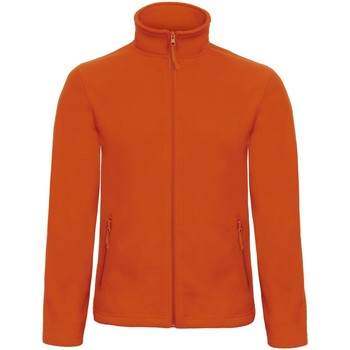 Abbigliamento Uomo Felpe in pile B And C ID 501 Arancione