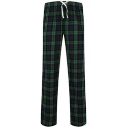Abbigliamento Uomo Pigiami / camicie da notte Skinni Fit SFM83 Blu/Verde