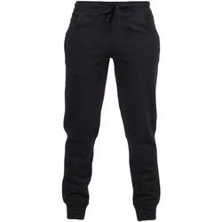 Abbigliamento Unisex bambino Pantaloni da tuta Skinni Fit  Nero
