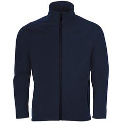 Abbigliamento Uomo Giubbotti Sols 01195 Blu Navy