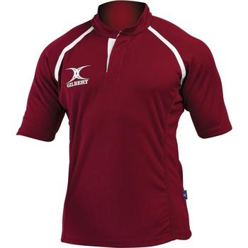 Abbigliamento Uomo T-shirt maniche corte Gilbert GI001 Bordeaux