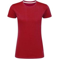 Abbigliamento Donna T-shirt maniche corte Sg Perfect Rosso