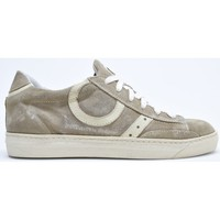 Scarpe Donna Sneakers basse Play Hat CALZATURE SNEAKERS DONNA CAMOSCIO BEIGE N 37 MADE ITALY Marrone