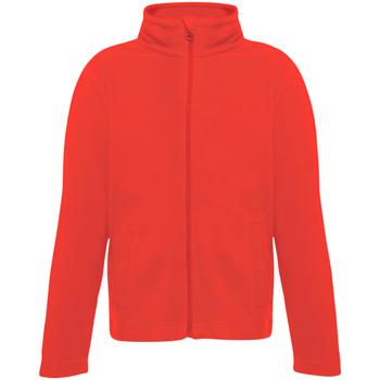 Abbigliamento Unisex bambino Felpe in pile Regatta Brigade Rosso