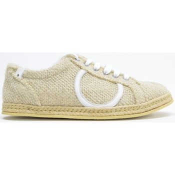 Scarpe Play Hat  CALZATURE SNEAKERS UOMO TESSUTO CORDA BEIGE N 40 MADE ITALY - play hat - spartoo.it