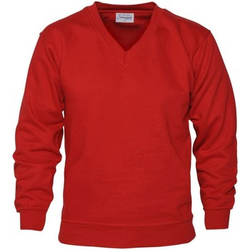 Abbigliamento Uomo Felpe Absolute Apparel  Rosso