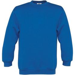 Abbigliamento Unisex bambino Felpe B And C  Blu reale