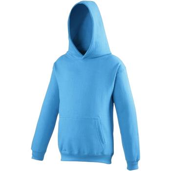 Abbigliamento Unisex bambino Felpe Awdis JH01J Blu zaffiro
