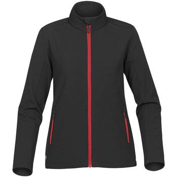 Abbigliamento Donna Giubbotti Stormtech KSB-1W Nero/Rosso