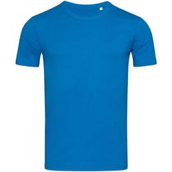 Abbigliamento Uomo T-shirt maniche corte Stedman Stars Morgan Blu reale
