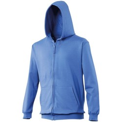 Abbigliamento Unisex bambino Felpe Awdis JH50J Blu reale