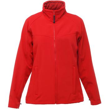 Abbigliamento Donna Giacche Regatta  Rosso Classico/Grigio Foca