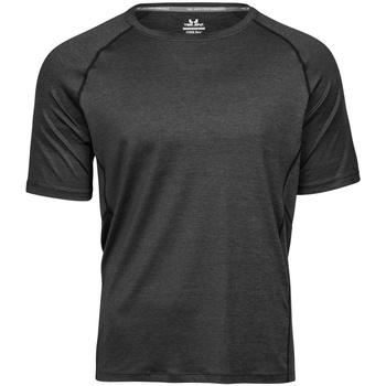 Abbigliamento Uomo T-shirt maniche corte Tee Jays TJ7020 Nero