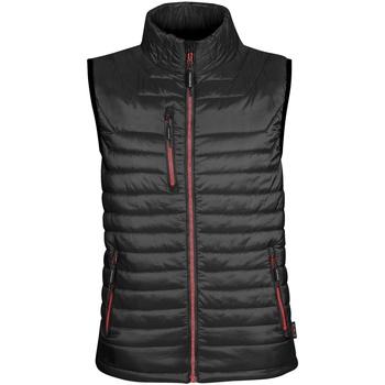Abbigliamento Uomo Piumini Stormtech Thermal Nero/Rosso