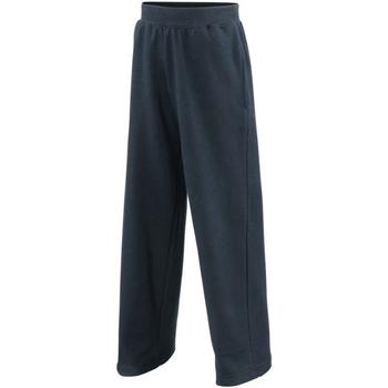 Abbigliamento Unisex bambino Pantaloni da tuta Awdis  Petrolio