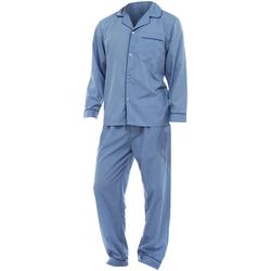 Abbigliamento Uomo Pigiami / camicie da notte Universal Textiles  Blu
