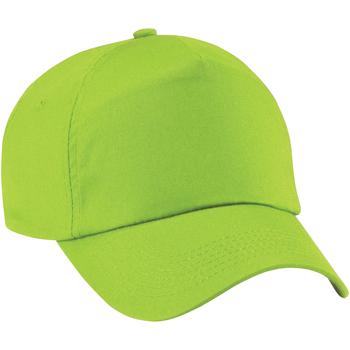 Accessori Bambina Cappellini Beechfield B10B Lime
