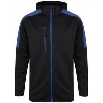 Abbigliamento Uomo Giubbotti Finden & Hales LV622 Blu Navy/Blu reale