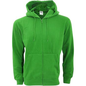 Abbigliamento Uomo Felpe Sg SG29 Verde