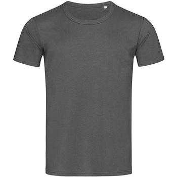 Abbigliamento Uomo T-shirt maniche corte Stedman Stars Stars Grigio ardesia