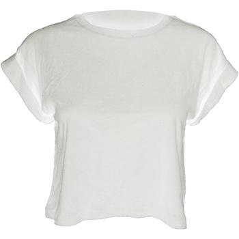 Abbigliamento Donna T-shirt maniche corte Mantis M96 Bianco