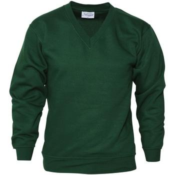 Abbigliamento Uomo Felpe Absolute Apparel  Verde bottiglia